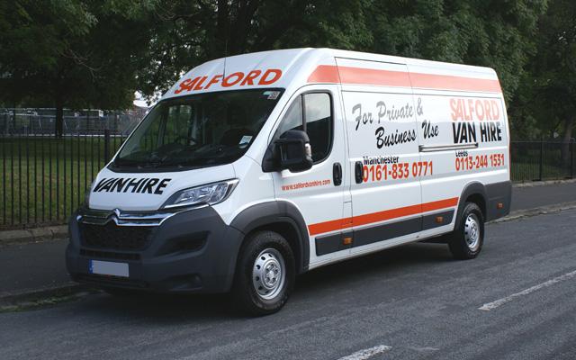 7a8c615c93 4.0M Panel Van with Long Wheel Base (Ref 113)