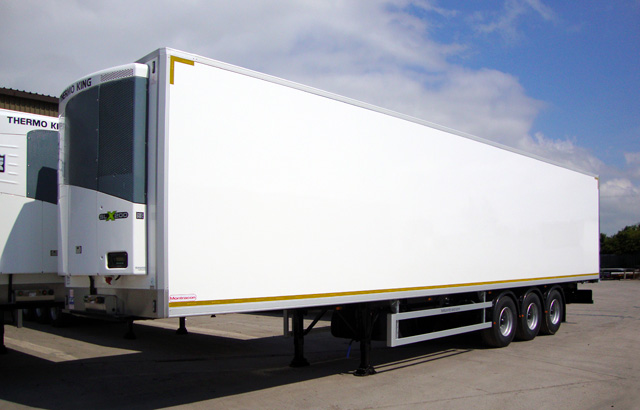 Hire a Refrigerated Trailer