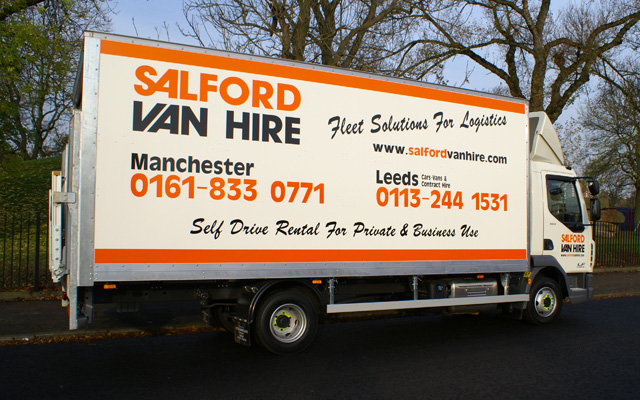 3334facd2c15b3 Hire a 7.5T GVW Box Van with Tail Lift - Salford Van Hire ...